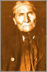 Geronimo at old age
