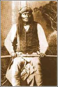 Mangas Colorado, Chief of the Bedonkohe Apaches