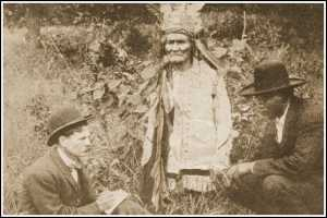 Geronimo telling his story