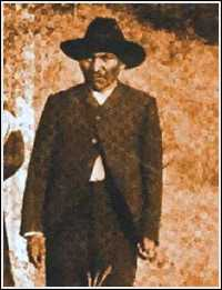 Porico or White Horse, Geronimo's Apache brother