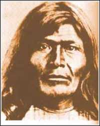 Apache Chief Victorio